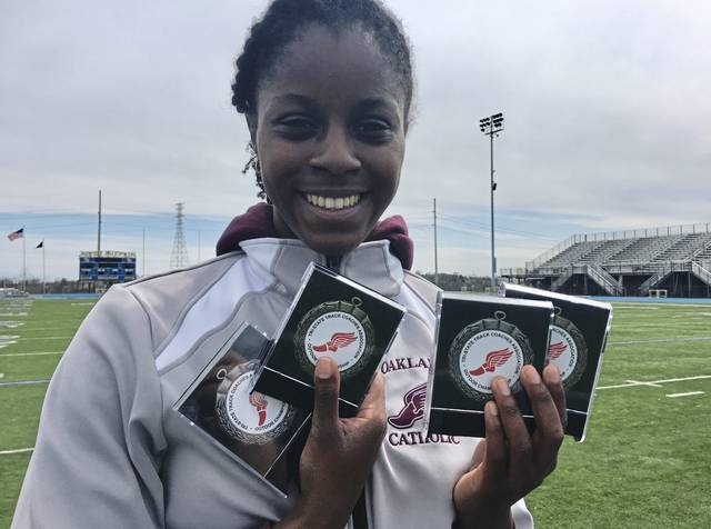 Jayla Ellis Shines at WPIALs