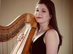 Isabel Cardenes '21 Places in Harp Competition