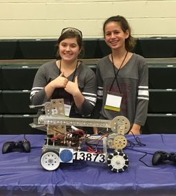 Future Engineers Showcase Talents at Robotics Competition