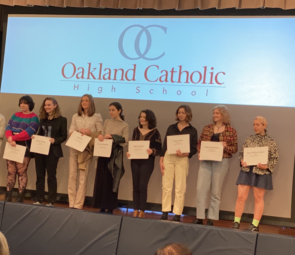 OC Artists Honored with Scholastic Awards