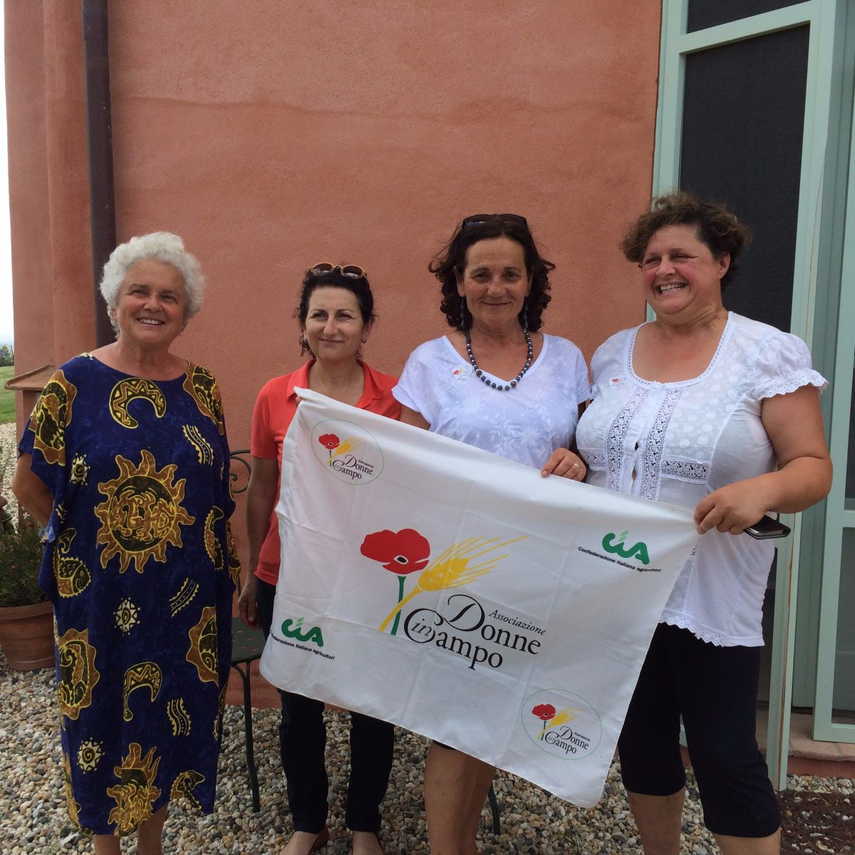 Italian Women in Agriculture