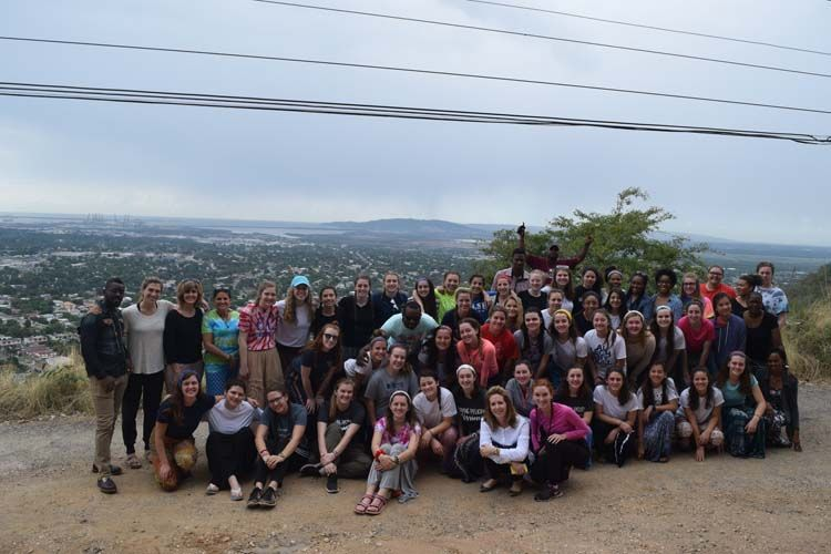 Oakland Catholic's 2017 Mission Trip to Jamaica