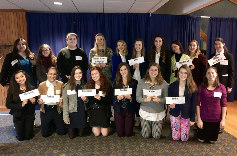 OC Model UN at Duquesne University