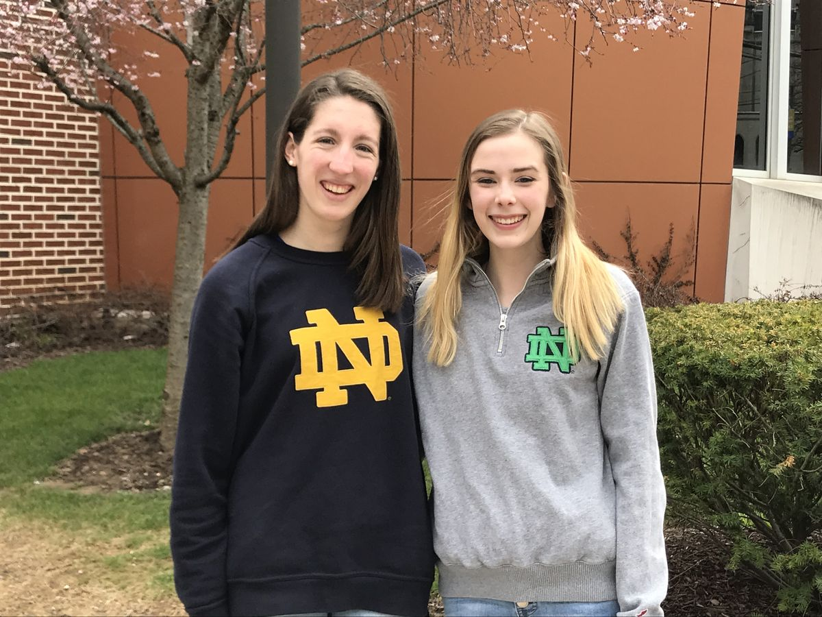 Two OC Students Receive Notre Dame Merit Scholarship
