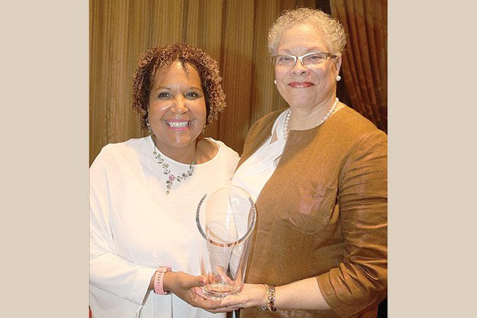 Cathedral Alumna Honored