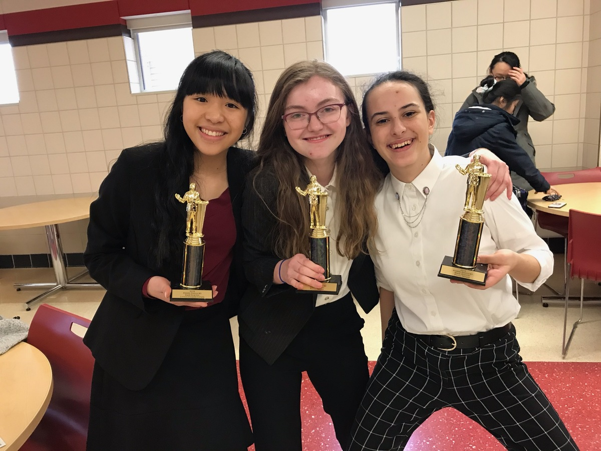 Speech and Debate Team Heading to States